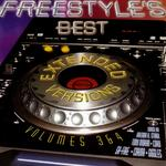 VARIOUS - Freestyle's Best Extended Versions Volumes 3 & 4 (Front Cover)