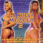 VARIOUS - La Nueva Mezcla 2 (Front Cover)