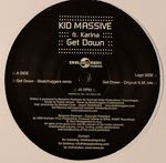 KID MASSIVE - Get Down (Front Cover)