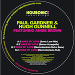 GARDNER, Paul - Make My Love (Front Cover)