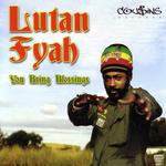 FYAH, Lutan  - You Bring Blessings (Front Cover)