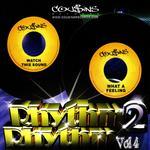 VARIOUS - Rhythm 2 Rhythm Vol, 4 (Front Cover)