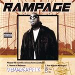 RAMPAGE - Demagraffix (Front Cover)