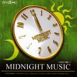VARIOUS - Midnight Music Volume 3 (Front Cover)