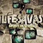 LIFESAVAS - Spirit In Stone (Front Cover)