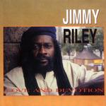 RILEY, Jimmy  - Love & Devotion (Front Cover)