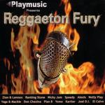 VARIOUS - Reggaeton Fury (Front Cover)
