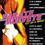 VARIOUS - Parate Muevete - Get Up & Move! (Front Cover)