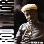 TAYLOR, Rod - Trust In Jah (Front Cover)
