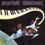 RHYTHM MACHINE - Rhythm Machine (Front Cover)