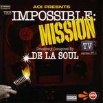 DE LA SOUL - Impossible: Mission (Front Cover)