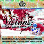 VARIOUS - Visions One Riddim Album (Front Cover)