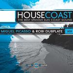 HOUSEFINDERZ, The/VARIOUS - House Coast (Front Cover)