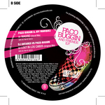 BUGGIN, Paco/JOY MARQUEZ/DJ ANTARES - Paco Buggin & Friends EP (Back Cover)