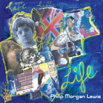 MORGAN LEWIS, Philip - Life (Back Cover)