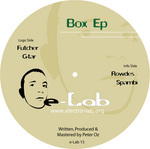OZ, Peter  - Box Ep (Front Cover)