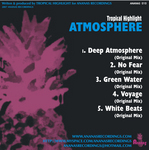 TROPICAL HIGHLIGHT - Atmosphere (Back Cover)