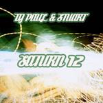 DJ PAUL/STUART - Saturn 12 (Back Cover)