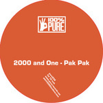 2000 & ONE - Pak Pak (Front Cover)