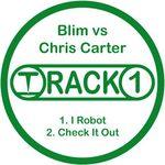 BLIM vs CHRIS CARTER - Track 1 (Front Cover)