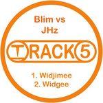 BLIM vs JHZ - Track 5 (Front Cover)