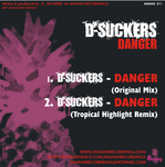 D SUCKERS - Danger (Back Cover)