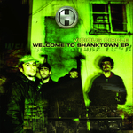 VICIOUS CIRCLE - Welcome To Shanktown EP (Front Cover)