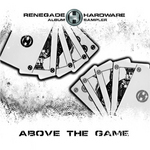 PHACE/CHRIS SU - Above The Game Sampler (Front Cover)