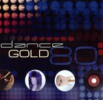 VARIOUS - Dance Gold 80s (Front Cover)