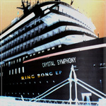 CRYSTAL SYMPHONY - Ring Bong EP (Front Cover)