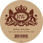 WRUHME, Robag  - The Lost Archive EP (1998 - 2007) (Front Cover)
