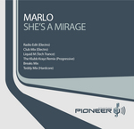 MARLO - She's A Mirage  (Front Cover)