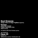 HELOU, Sergio feat SOUL GROOVES - Blue Deep (Back Cover)