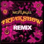 KRAFTY KUTS - Freakshow (remix) (Front Cover)