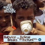 SOLO, Ed/SKOOL OF THOUGHT - Babylon Breaks  (Front Cover)