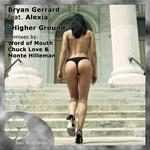 GERRARD, Bryan feat Alexia - Higher Ground (Front Cover)