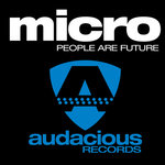 DJ MICRO - People Are Future (Front Cover)
