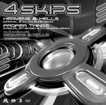 4 SKIPS - Heavens & Hells (Front Cover)
