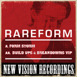 RAREFORM - Form Storm (Front Cover)