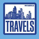 MILICEVIC, Dejan/GROOVELIKER/JRK/MARCELINHO - Travels 004 (Front Cover)