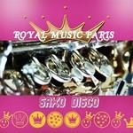 ROYAL MUSIC PARIS - Saxo Disco (Front Cover)