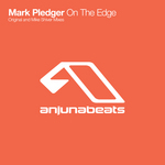 PLEDGER, Mark - On The Edge (Front Cover)