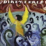 DIRTY THREE - She Has No Strings Apollo (Front Cover)