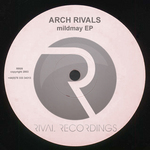 ARCH RIVALS - Mildmay EP (Front Cover)
