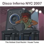 VARIOUS - Disco Inferno NYC 2007 (Front Cover)
