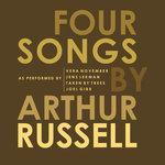 NOVEMBER, Vera/JENS LEKMAN/TAKEN BY TREES/JOEL GIBB - Four Songs By Arthur Russell (Front Cover)