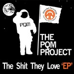 PQM PROJECT, The vs CHRONIK - The Shit They Love EP (Front Cover)