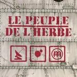 LE PEUPLE DE L'HERBE - Radio Blood Money (Front Cover)