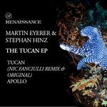 EYERER, Martin/STEPHAN HINZ - The Tucan EP (Front Cover)