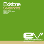 EXISTONE - Seven Nights (Back Cover)